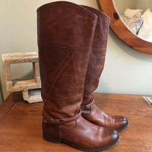 Women's Frye riding boots